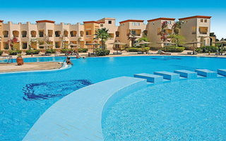 Egipt - BLUE REEF RESORT