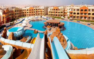 Egipt - Regency Plaza Aqua Park & Spa