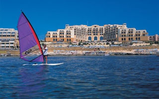 Malta - MARINA HOTEL AT CORINTHIA B. RESORT