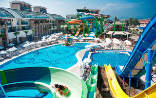 Turcja - CRYSTAL WATERWORLD