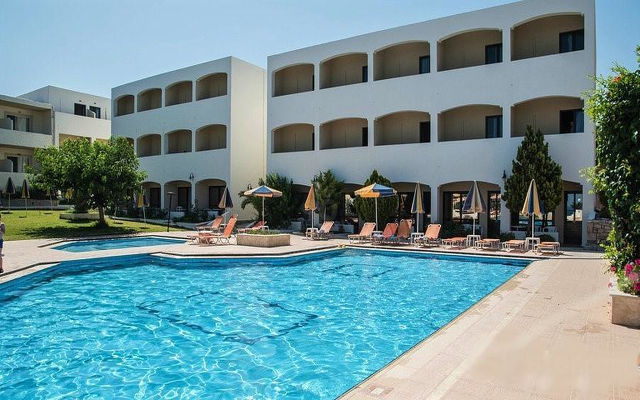 Grecja - Blue Resort Hotel