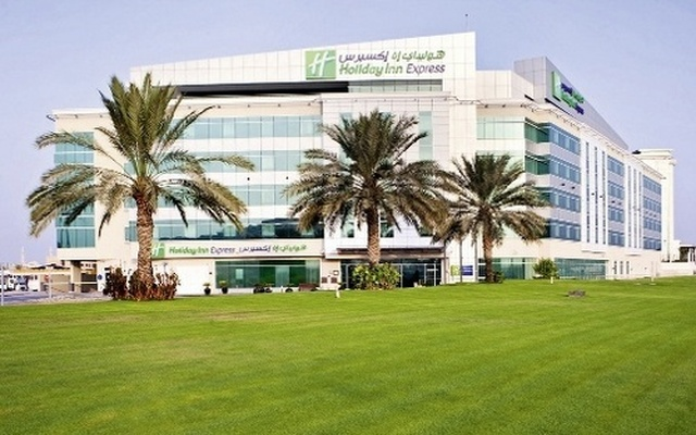 Emiraty Arabskie - Holiday Inn Express Dubai