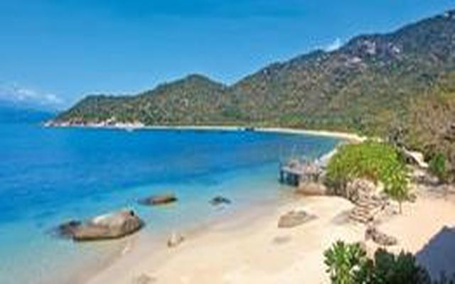 Wietnam - Six Senses Ninh Van Bay