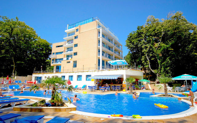 Bułgaria - Hotel Holiday Park All Inclusive z Budap