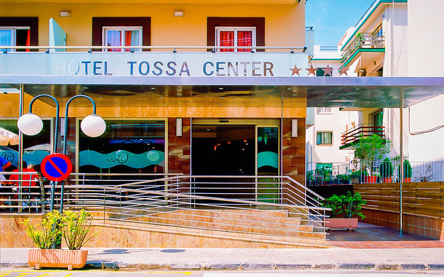 Hiszpania - Tossa Beach Center ALL