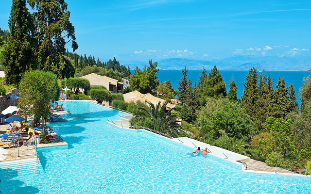 Grecja - Hotel Aeolos Beach Resort