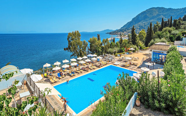 Grecja - Hotel Grande Mare and Wellness