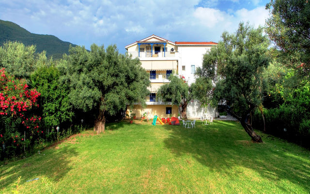 Grecja - Filoxenia Apartments