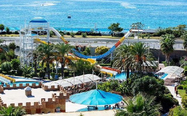 Turcia - CRYSTAL ADMIRAL RESORT
