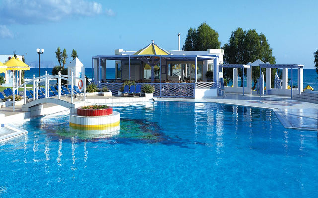 Grecja - The A Hotels Anissaras Beach (ex Mitsis Anisaras Beach)