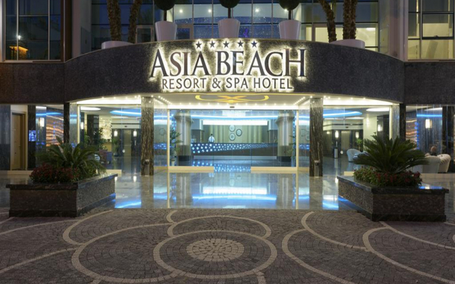 Turcia - Asia Beach Resort and Spa