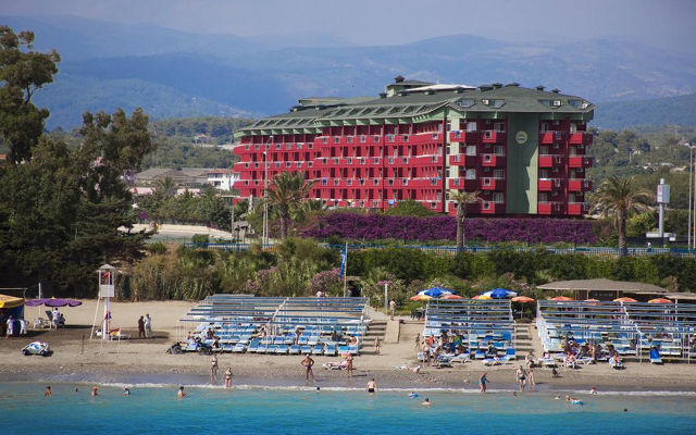 Turcia - AYDINBEY GOLD DREAM HOTEL 5 *