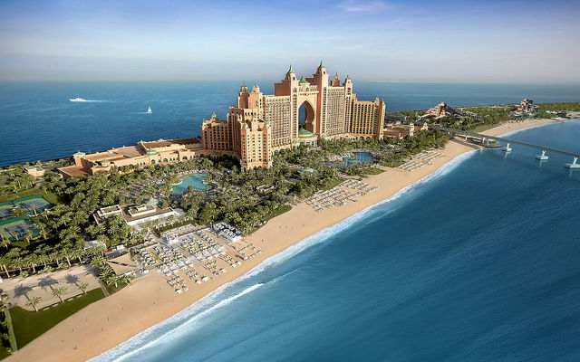Emiraty Arabskie - Atlantis The Palm