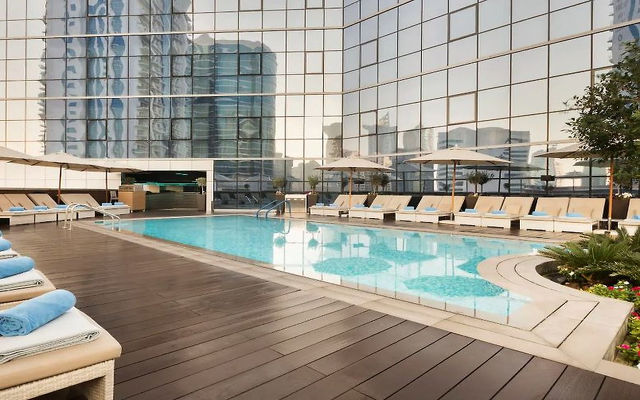 Emiraty Arabskie - Tryp by Wyndham Barsha Heights