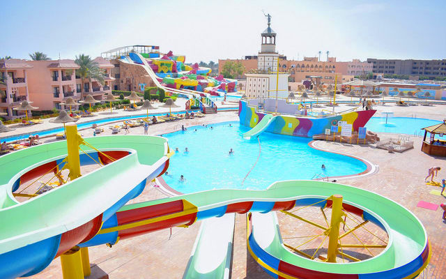 Egipt - PARROTEL AQUA PARK RESORT SSH (EX PARK INN BY RADISSON)
