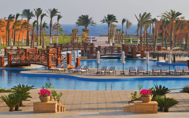 Egipt - JAZ GRAND RESTA RESORT