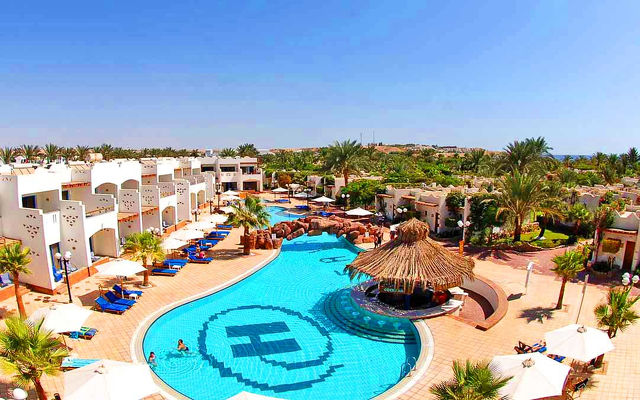Egipt - SHARM FAYROUZ RESORT
