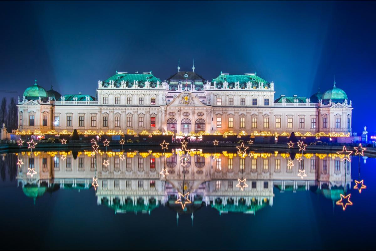 Wiedeń - Jarmark Wielkanocny Austria, Wiedeń