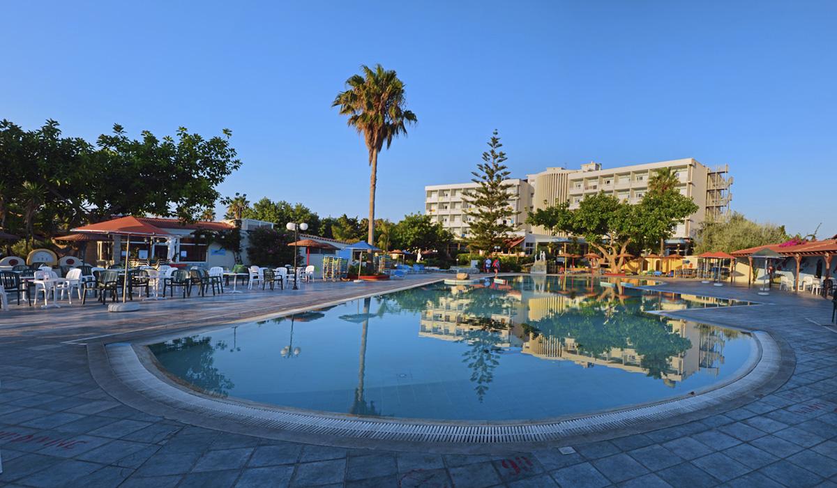Atlantis Hotel Kos Strand