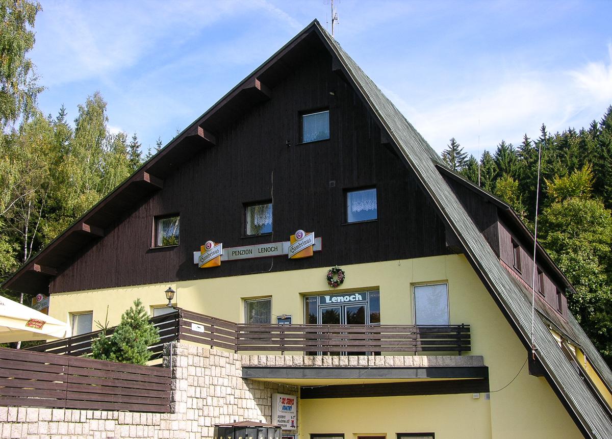 Pensjonat Lenoch (Rokytnice nad Jizerou) Czechy, Czeskie Karkonosze, Rokytnice nad Jizerou