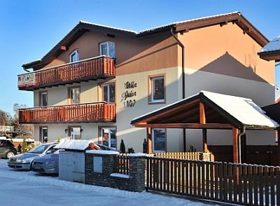 Villa Julia Słowacja, Wysokie Tatry, Tatranska Lomnica