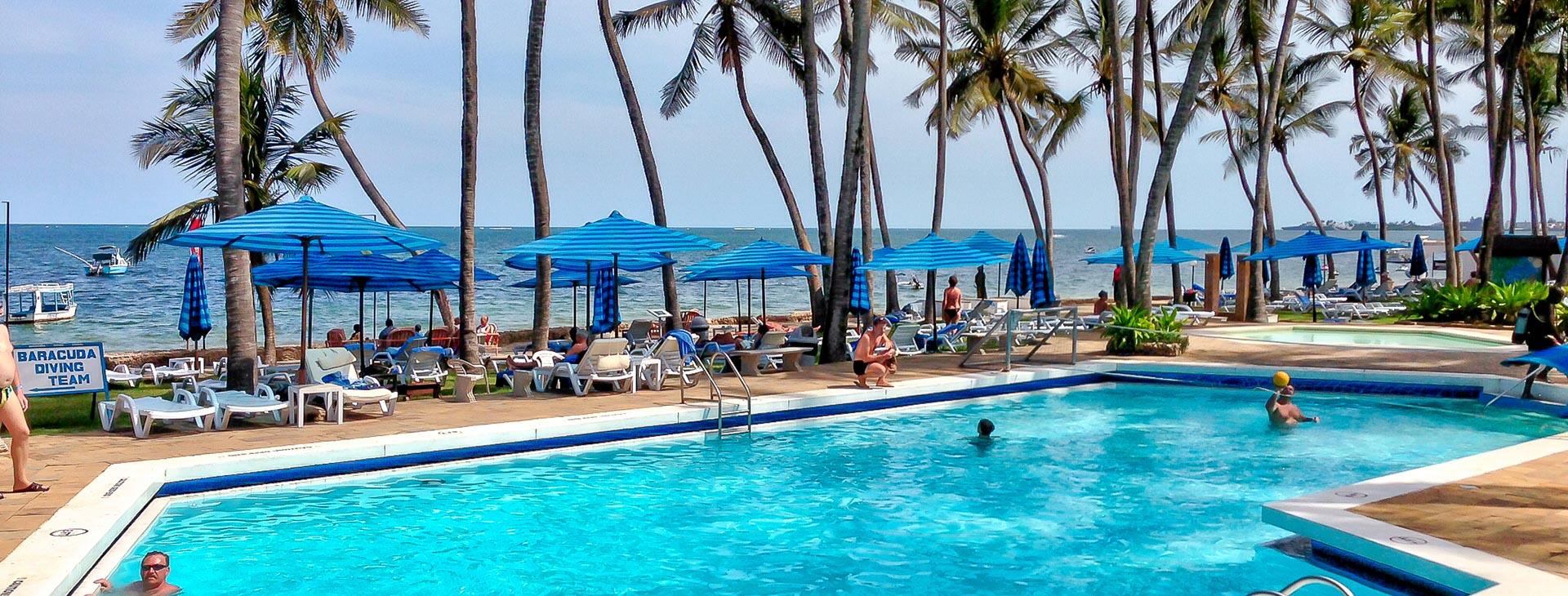 Kenya Bay Kenia, Wybrzeże Mombasy, Mombasa-Bamburi Beach