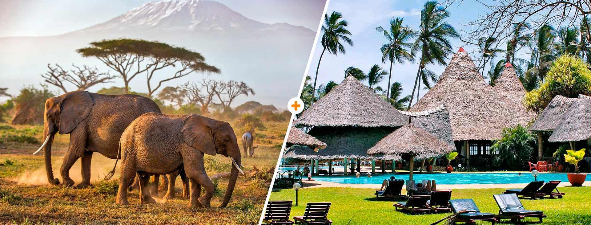 Powitanie z Afryką / Neptune Paradise Village Kenia, Wyc. Objazdowe, Wyc. objazdowe