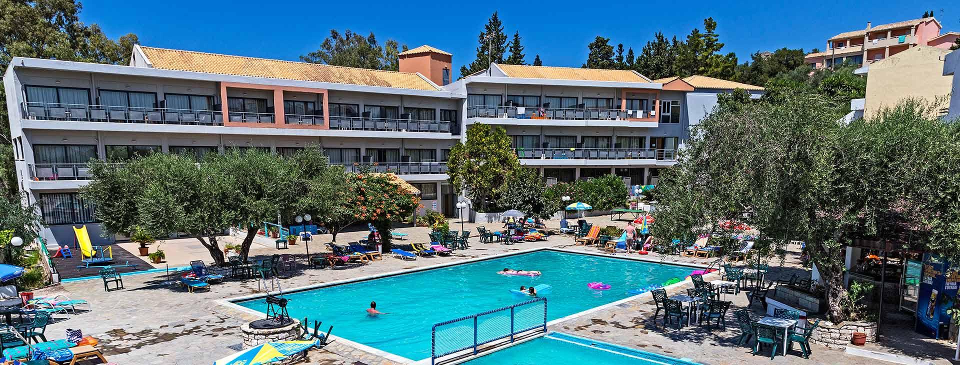 Hotel Sunny Garden 3* • Korfu