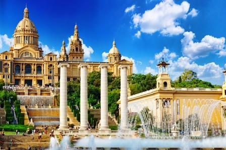 Majówka w Barcelonie Hiszpania, Barcelona