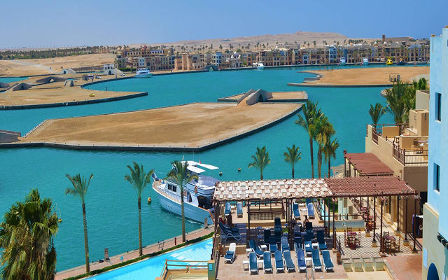 Egitto - Marina Lodge Port Ghaleb