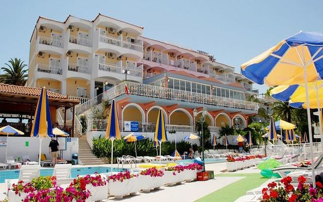 Grecja - CAPTAINS HOTEL