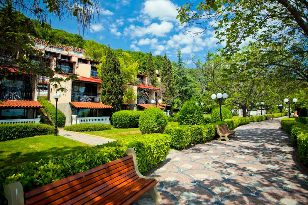 hotel villas elenite bu garia s oneczny brzeg opis