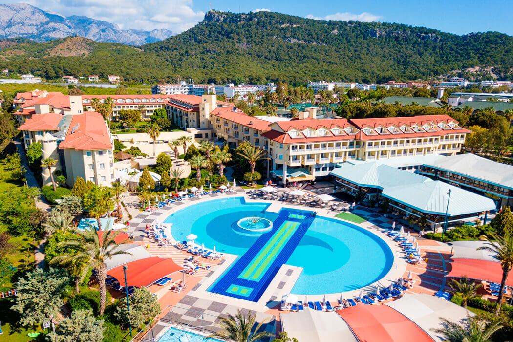 Queen\'s Park Le Jardin Resort Turcja, Kemer