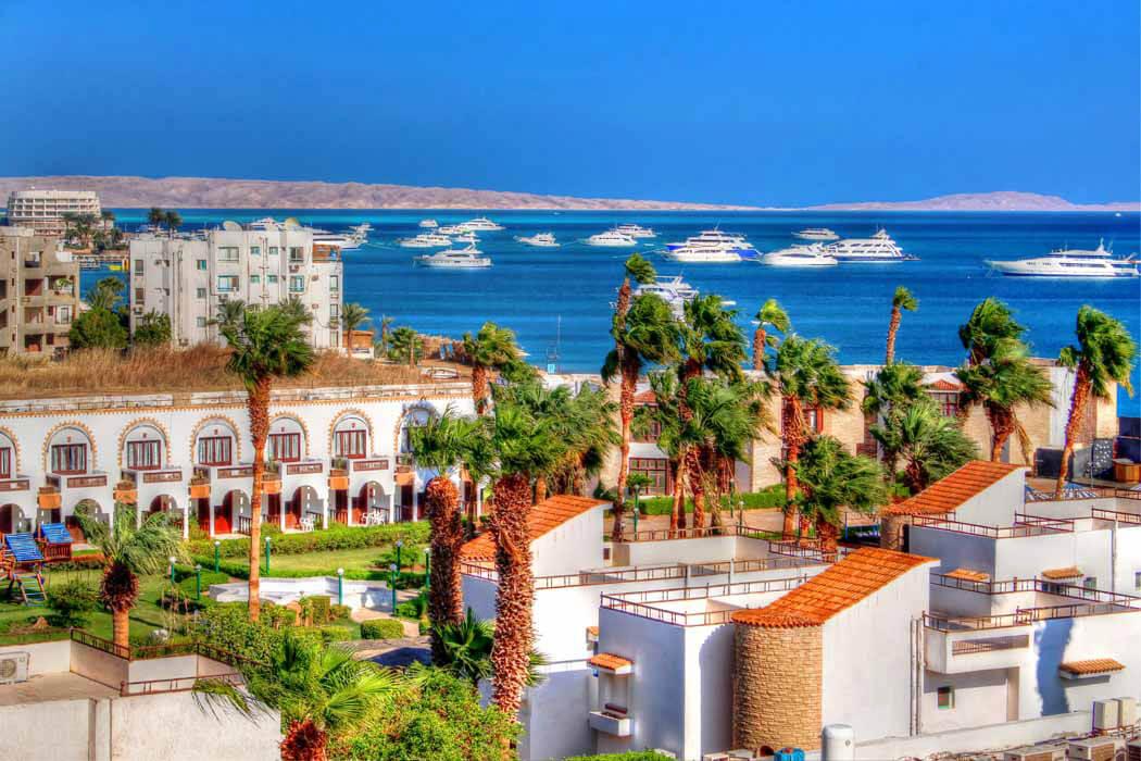 Marlin Inn Egipt, Hurghada